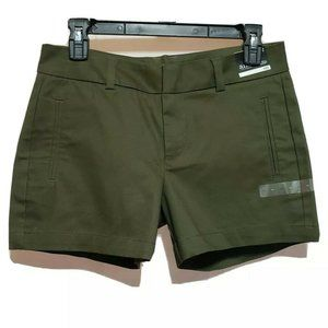 a.n.a. A New Approach Twill Shorts size 2 NWT  $30